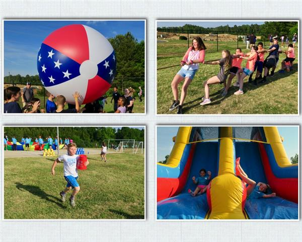 Elementary Field Day May 31st