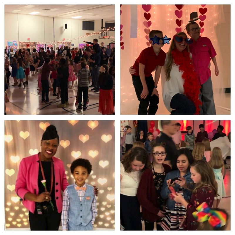The CCE Family Fun Dance Was a Great Success