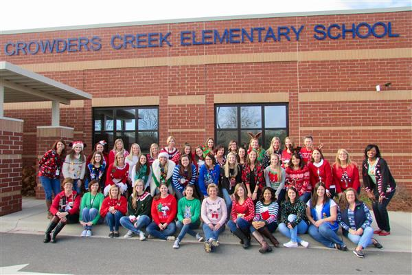 Happy Holidays from the Teachers and Staff at CCE