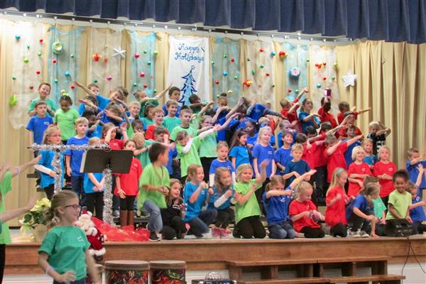 CCE Holiday Concert