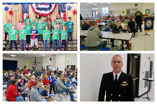 CCE Honors our Veterans
