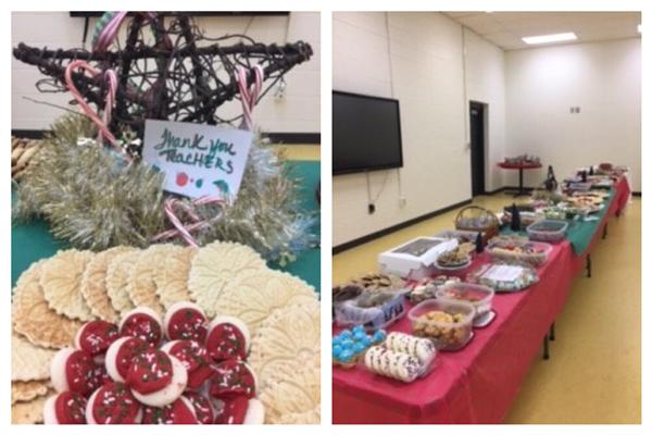 Thank You PTA and CCE Parents