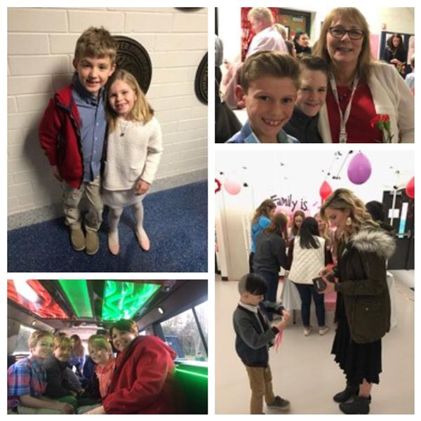 CCE's First Annual Family Fun Dance
