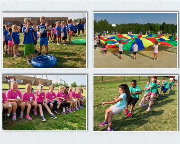 Primary Field Day May 30th