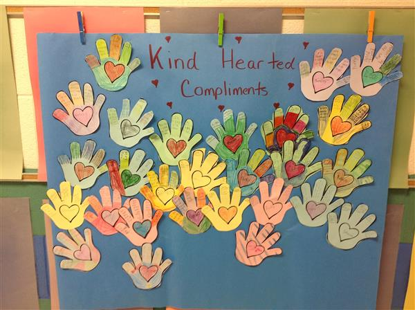 Random Acts of Kindness at CCE