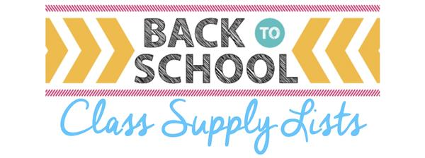 Click Here to View the 2019-2020 Class Supply Lists.