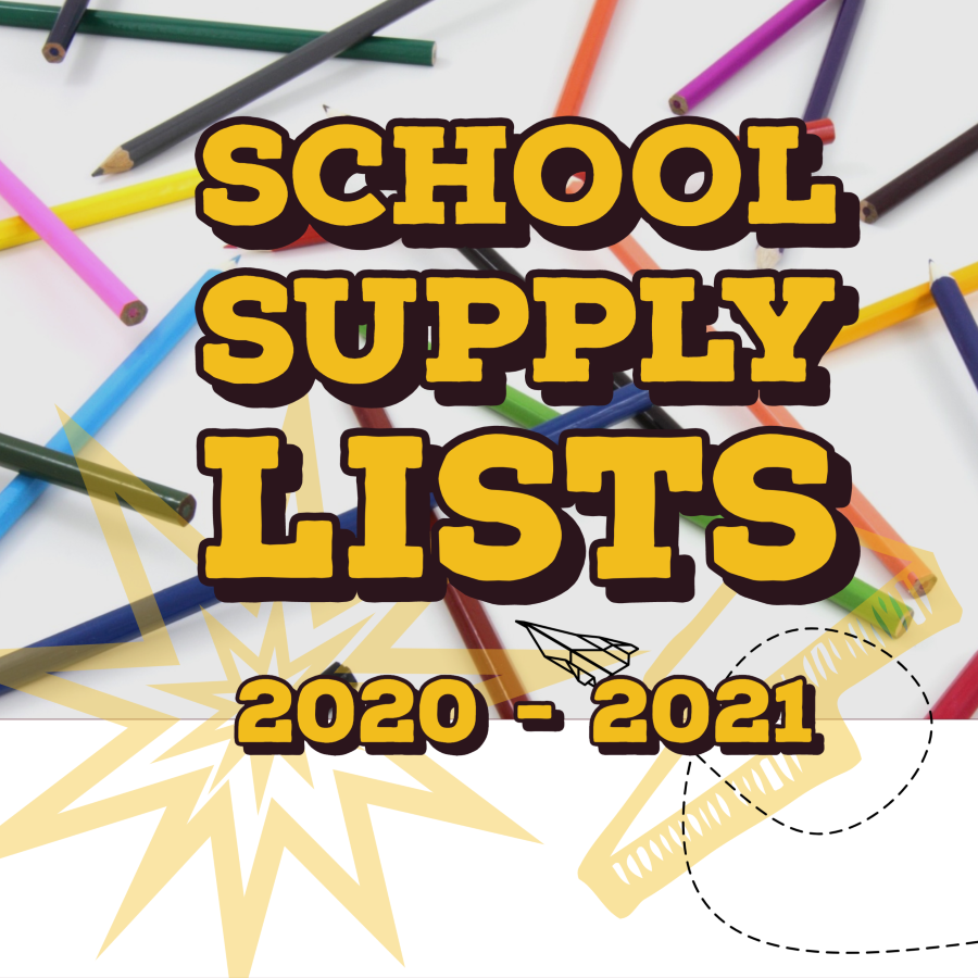 Click here to see the school supply list for each grade level