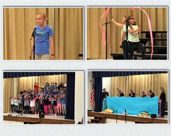 First Annual CCE Talent Show