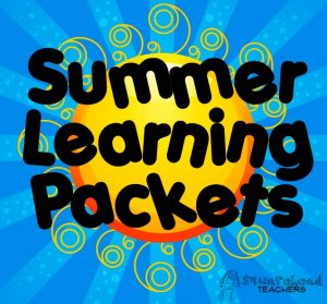 Summer Learning Packets for Math and ELA
