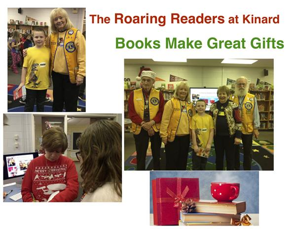 Thank You Roaring Readers!