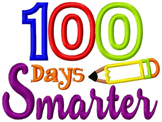 Celebrating 100 Days of School - January 28, 2020