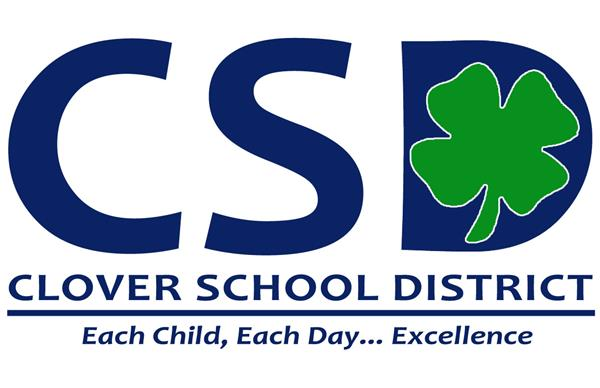 Clover School District Logo