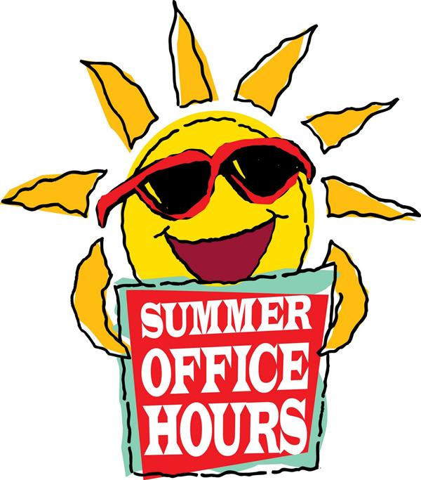 Summer Office Hours at Larne Elementary School