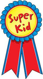 Awards Day for 1st, 2nd, 3rd Grades - Tuesday, June 4