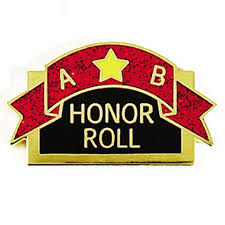 2nd Quarter Honor Roll