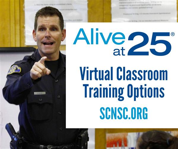 ALIVE at 25 Virtual Classes
