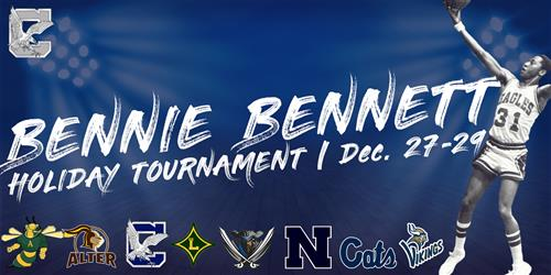Clover High School to Host 3rd Annual Bennie Bennett Holiday Basketball Tournament December 27-29