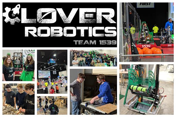 robotics collage