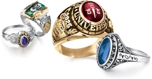Jostens will be taking Class Ring orders during lunches on February 17th and 18th
