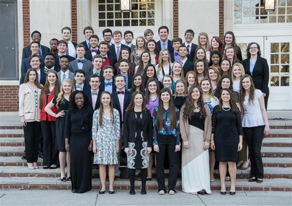 62 Choraliers earn SC All-State