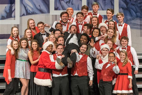 Beautiful photos from the 2015-16 Choralier Season