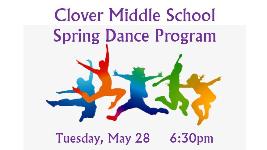 CLOVER MIDDLE SCHOOL DANCE