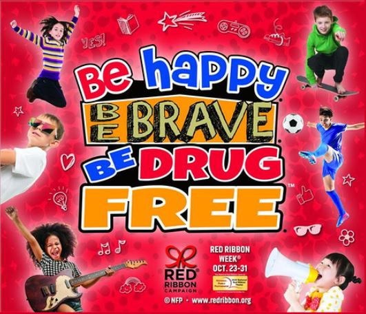 Celebrate A Healthy, Drug-Free Lifestyle