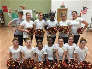 Dance Team 2016