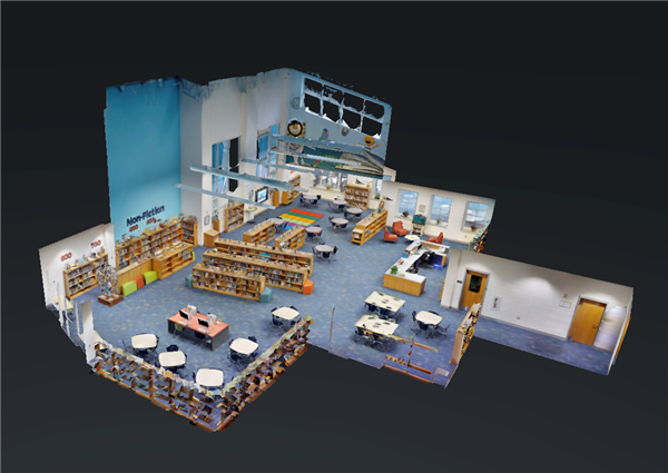 OES Media Center...in 3D
