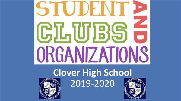 Student Clubs and Organizations