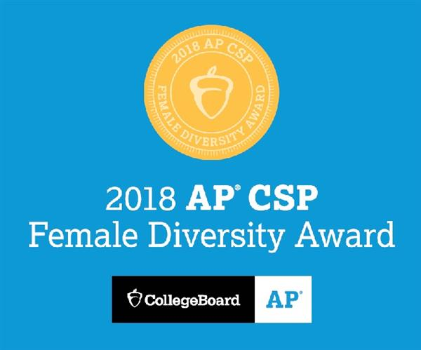 college board ap award 2018