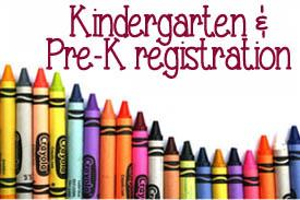 Kindergarten and Pre-K Registration Opens March 4