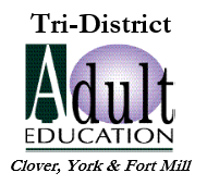 Tri-DistrictAdult Education Logo