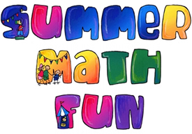 CSD SUMMER MATH PACKETS