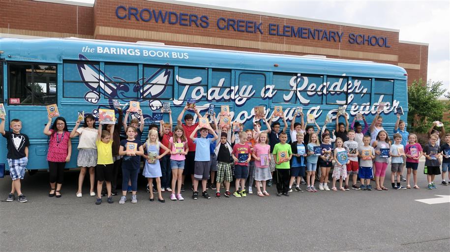Crowders Creek Elementary School / Homepage