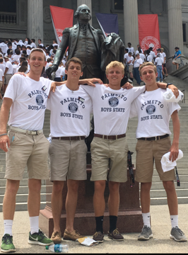 palmetto boys state essay 2018-08-21 a listing of first scholarship opportunities  want to get a heads start on a dream job at spacex check out the spacex first scholarship.
