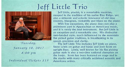 Jeff Little Trio