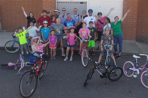Bike Rodeo and Ride With the Mayor