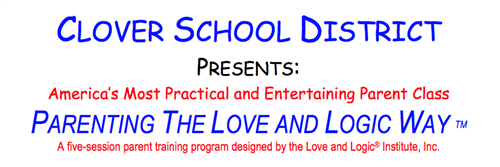 CSD Presents: Parenting the Love and Logic Way
